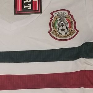 Sports Tops - Women's Mexico Soccer Jersey